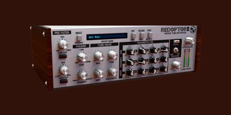 VST-плагин D16 Redoptor 2