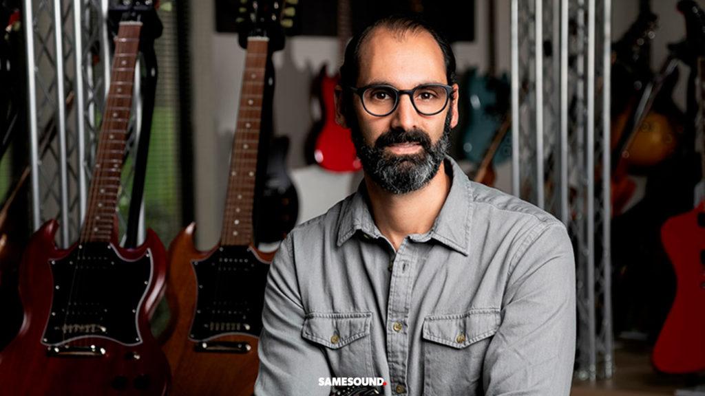 Новый директор по маркетингу (CMO) Gibson Цезарь Геикян.