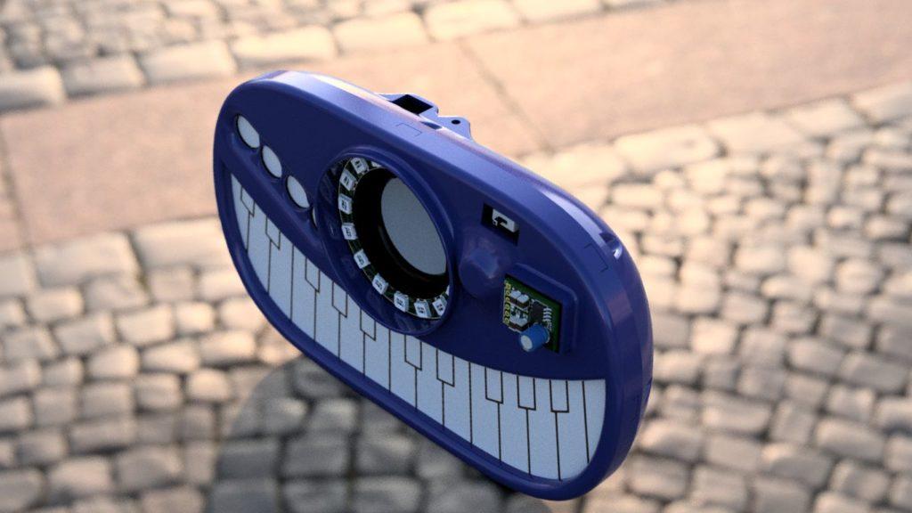 Моносинтезатор Stylish!, синтезатор на пояс stylish