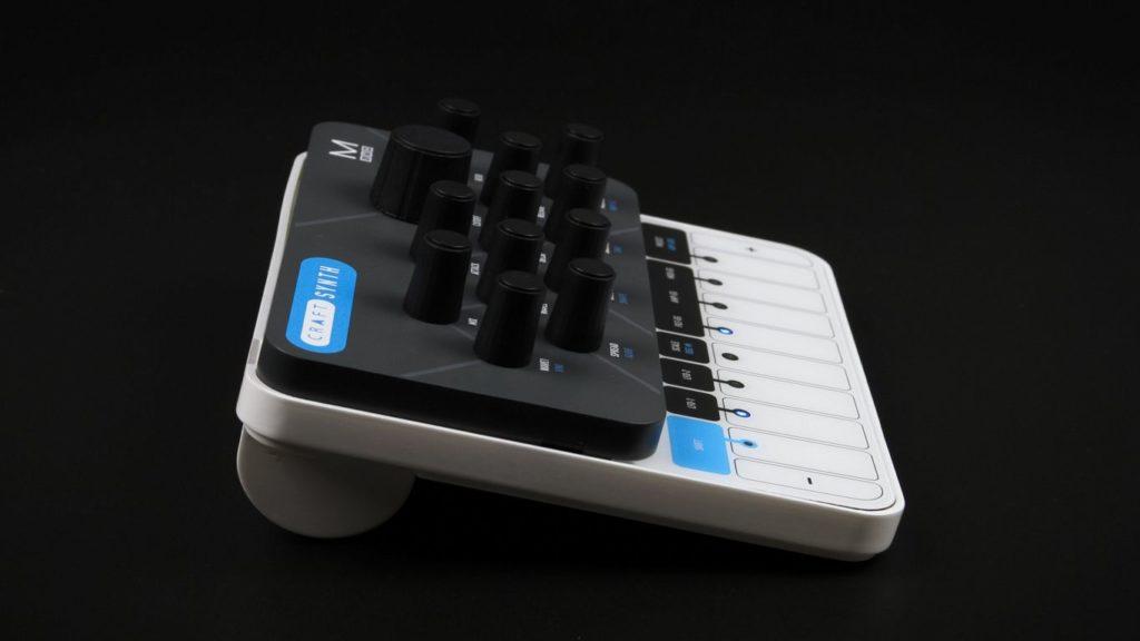 Компактный синтезатор Modal Electronics CRAFTsynth 2