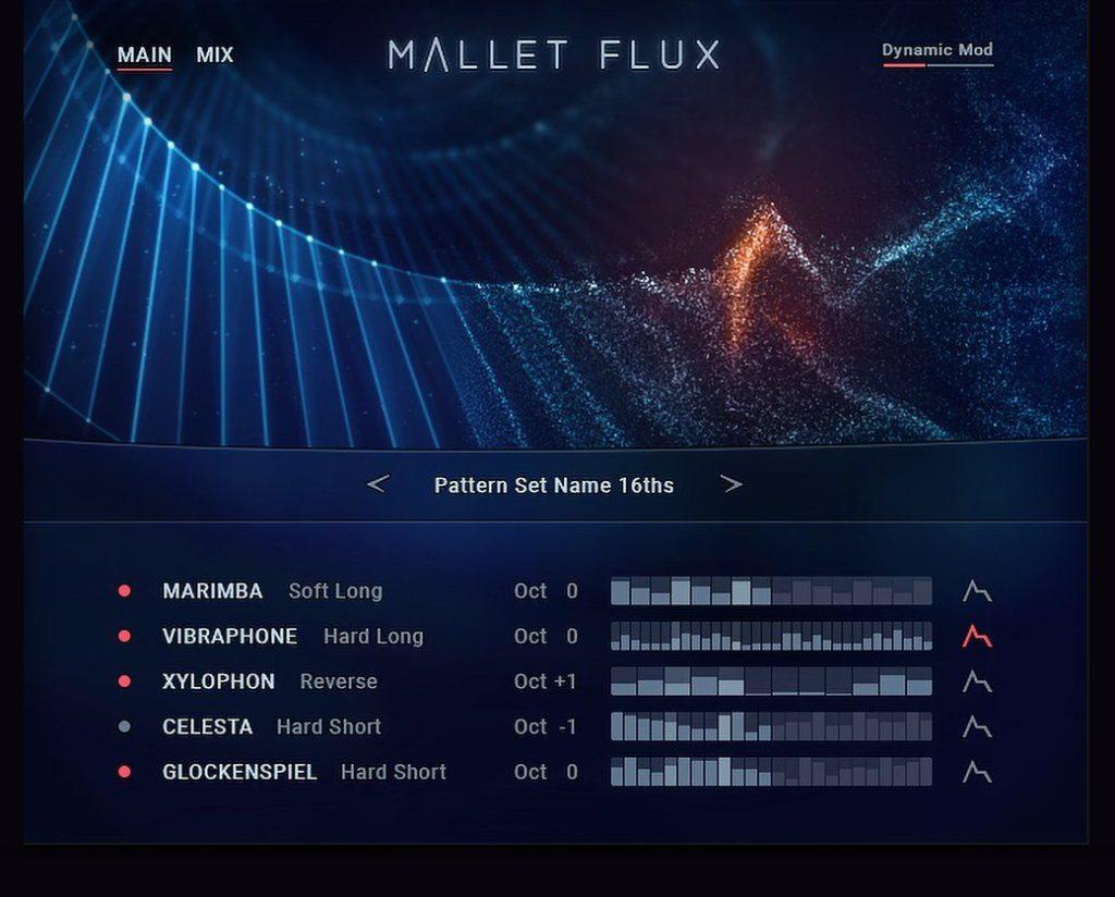 Библиотека для KONTAKT Native Instruments Mallet Flux
