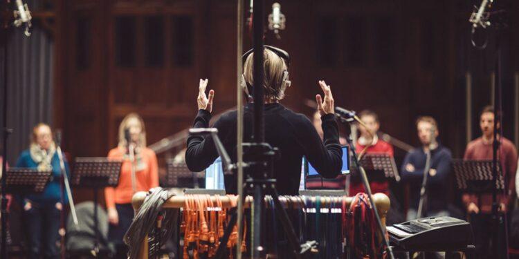 VST-хор Spitfire Audio Eric Whitacre Choir
