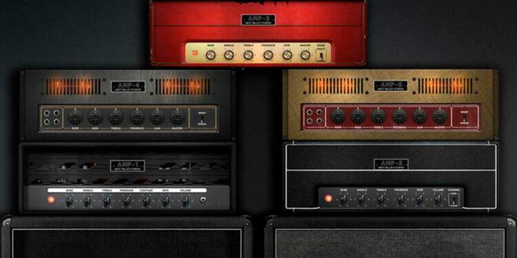 STL Tonality Howard Benson Guitar Plug-In Suite