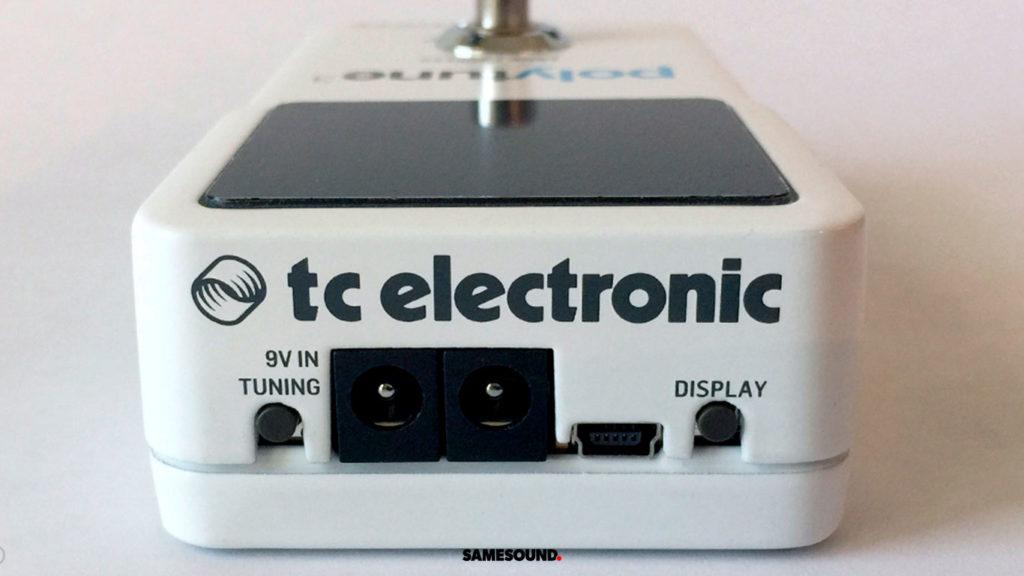 TC Electronic Polytune 3 обзор, обзор tc electronic polytune 3, обзор гитарного тюнера polytune 3