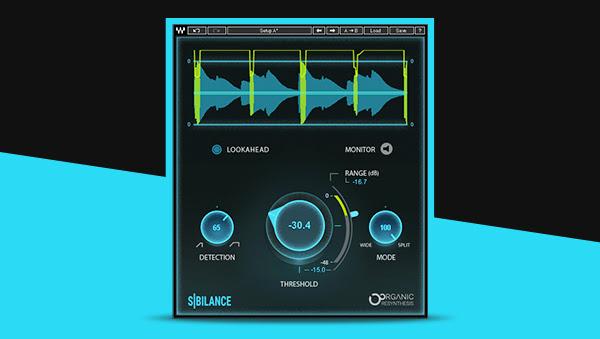 VST-плагин Waves SIbilance скачать бесплатно, скидки на плагины, черная пятница, скидки на vst