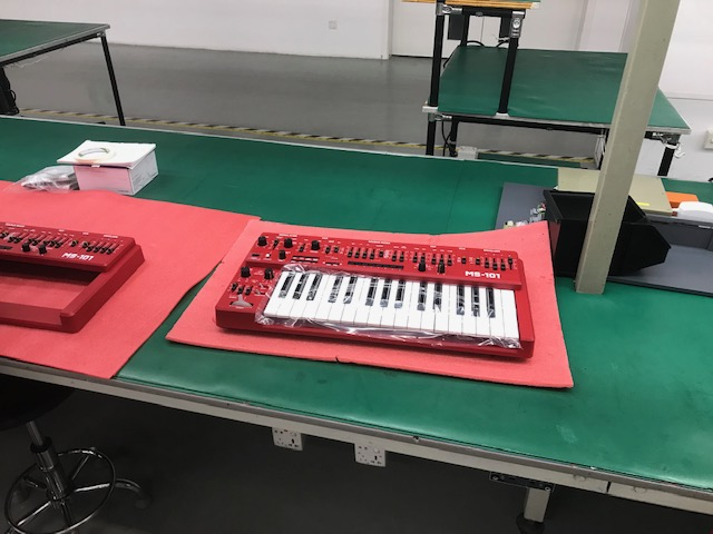 Синтезатор Behringer MS-101