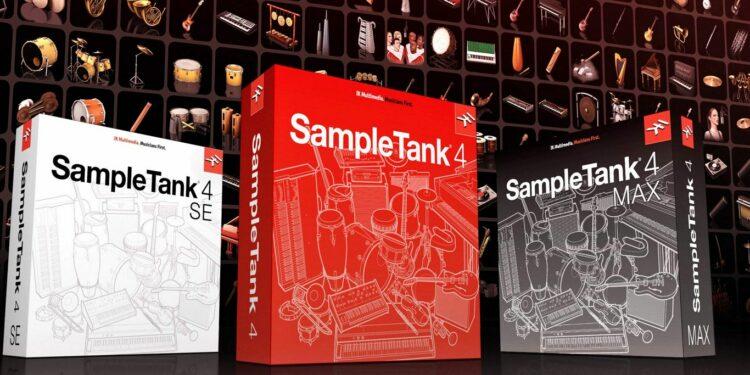 Анонсирован VST-сэмплер IK Multimedia SampleTank 4