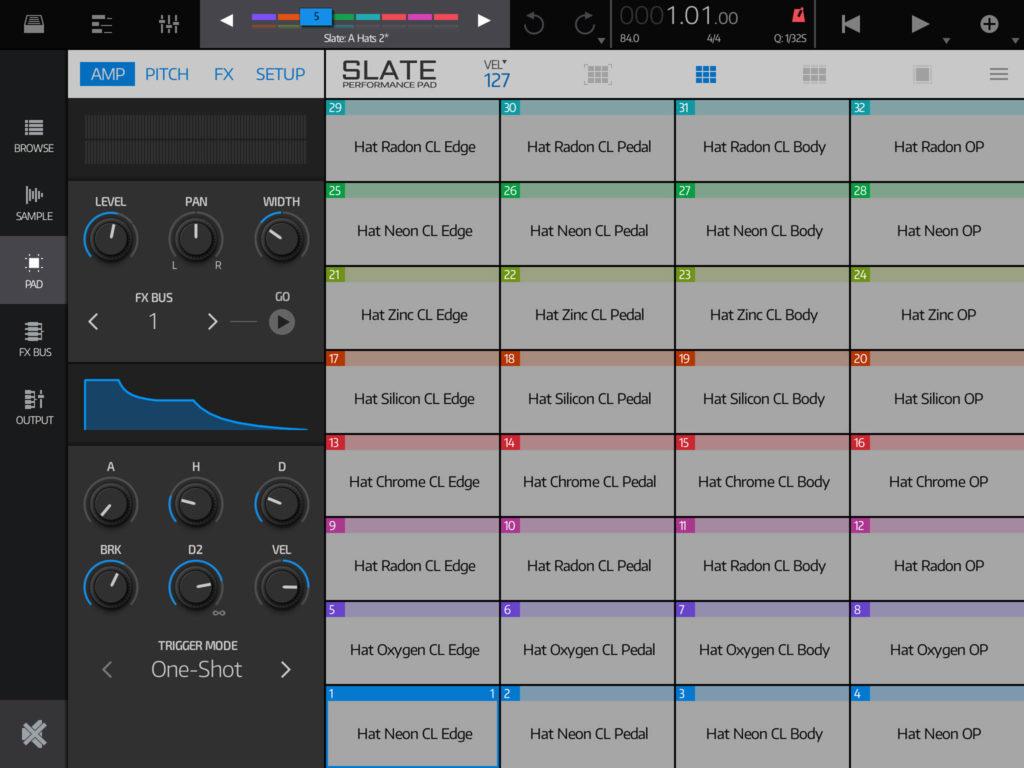 Программа для записи музыки на iPad Blip Interactive NanoStudio 2 iPad