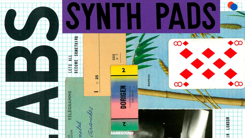 Коллекция винтажных пэдов LABS Synth Pads пополнила серию бесплатных