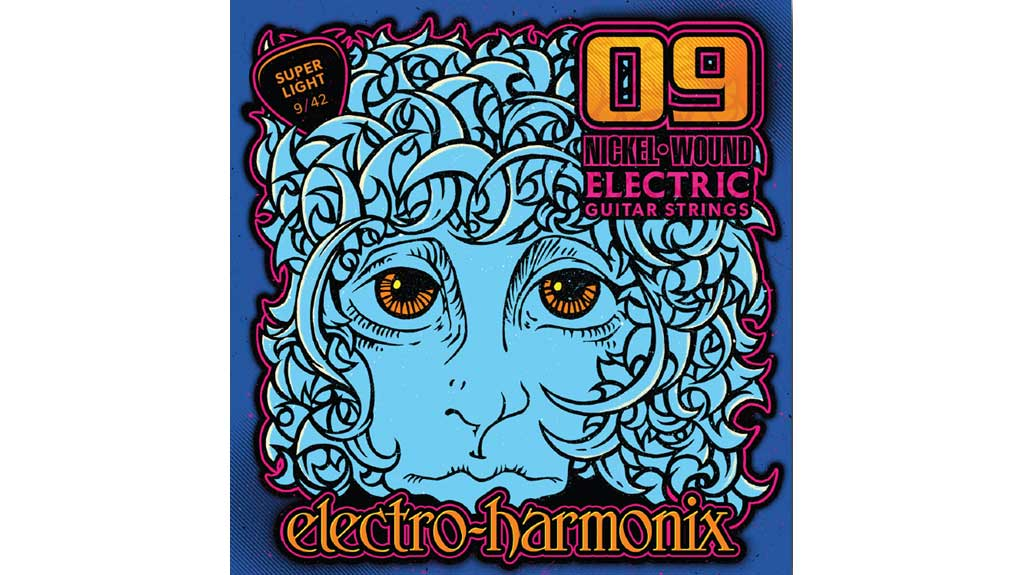 Струны Electro-Harmonix, струны EHX, струны для гитары Electro-Harmonix, струны для гитары EHX