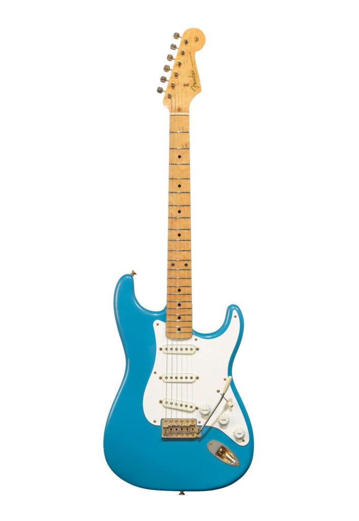 Fender Stratocaster Дэвида Гилмора