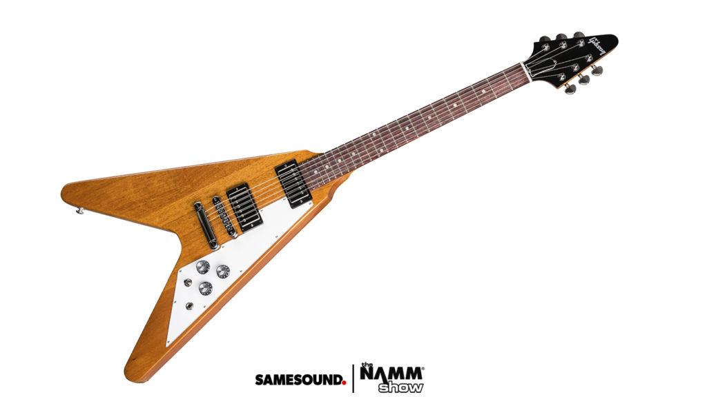 гитары Gibson 2019