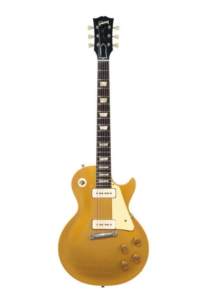 Gibson Les Paul Дэвида Гилмора
