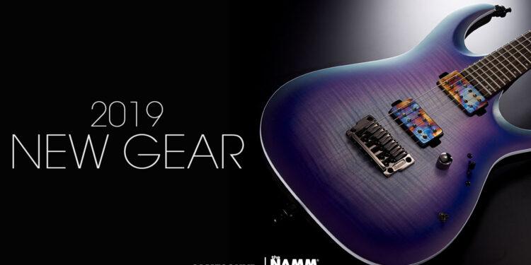 гитары Ibanez 2019