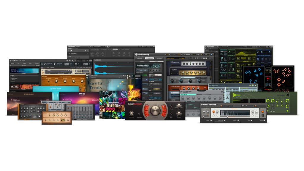 VST-плагины Native Instruments Komplete Start