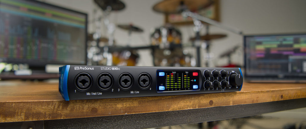 PreSonus Studio USB 1810c