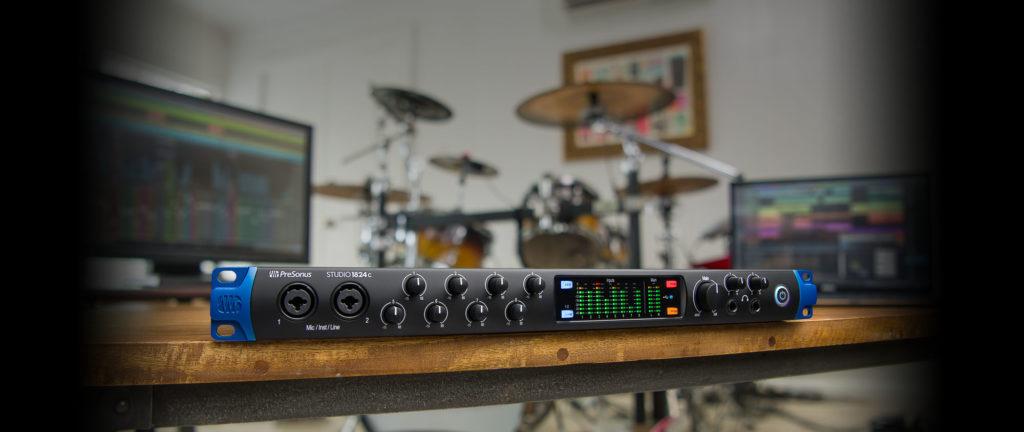 PreSonus Studio USB 1824c