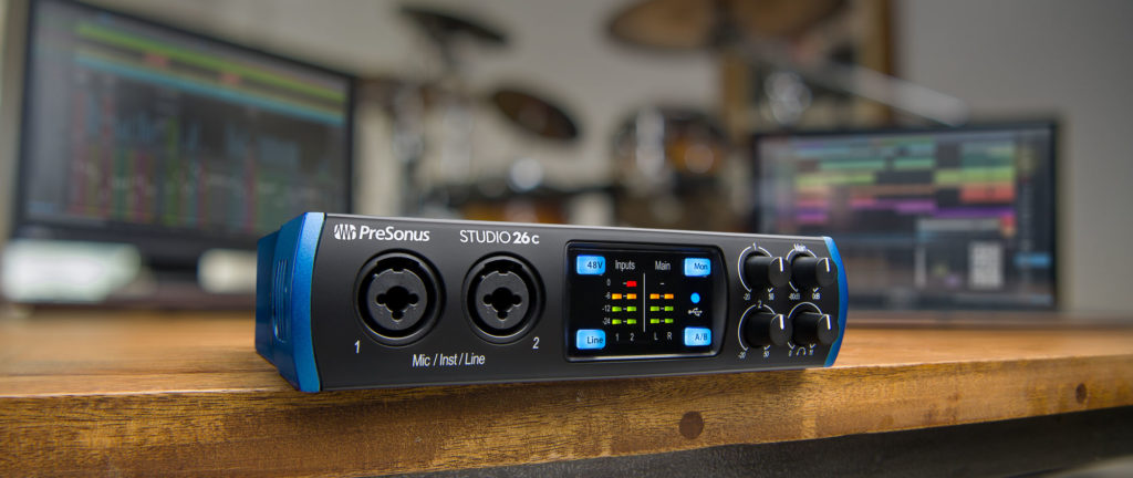 PreSonus Studio USB 26c