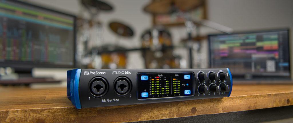 PreSonus Studio USB 68c