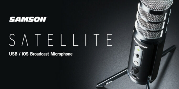 USB-микрофон Samson Satellite