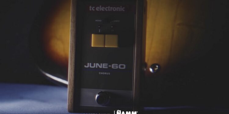 Хорус TC Electronic June-60 Chorus