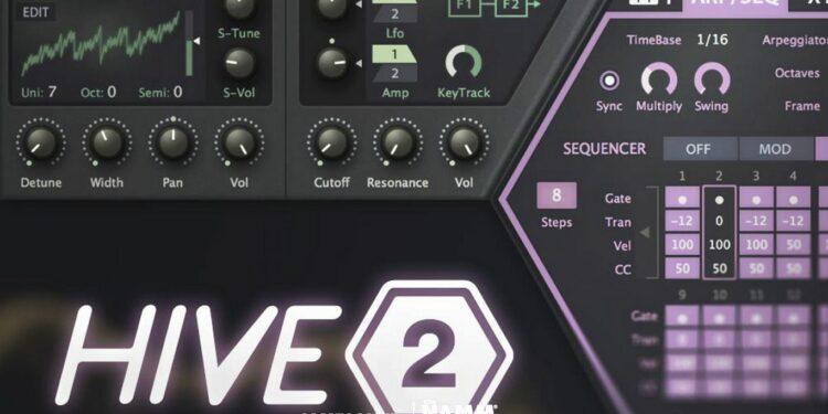 Анонс VST-синтезатора u-he Hive 2