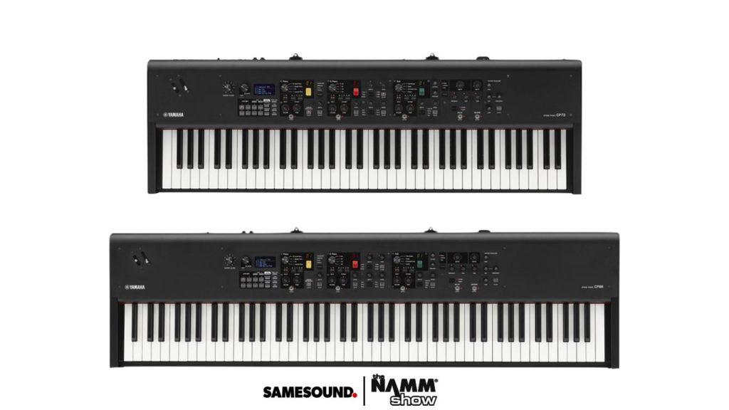 Новые концертные пианино Yamaha CP 2019