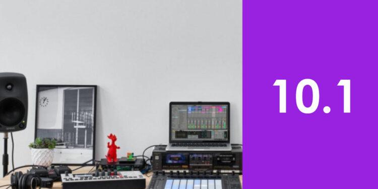 Обновление Ableton Live 10.1, Ableton Live 10.1 что нового