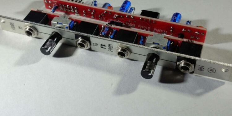 AI Synthesis AI006, как использовать гитарные педали с синтезаторами