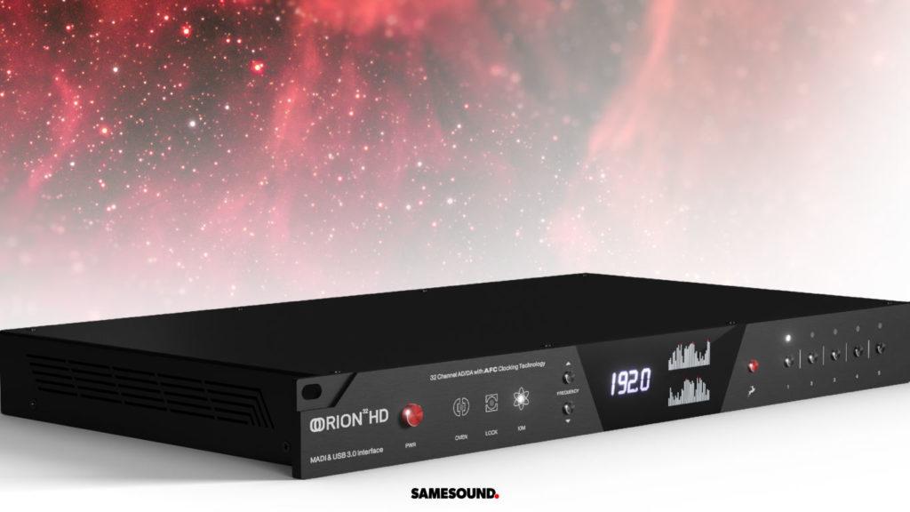 Antelope Audio Orion32 HD| Gen 3