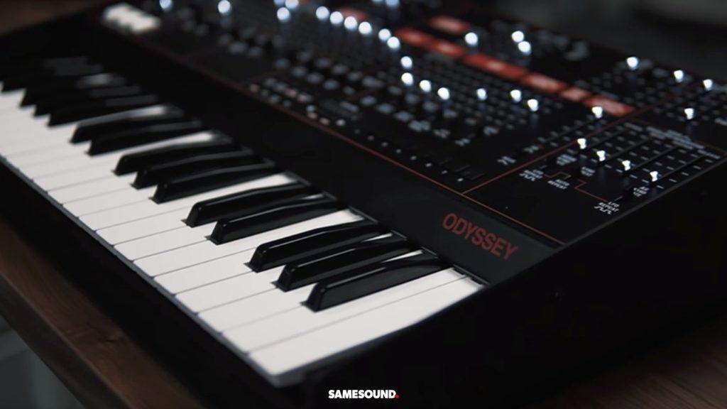 синтезаторы Behringer Odyssey