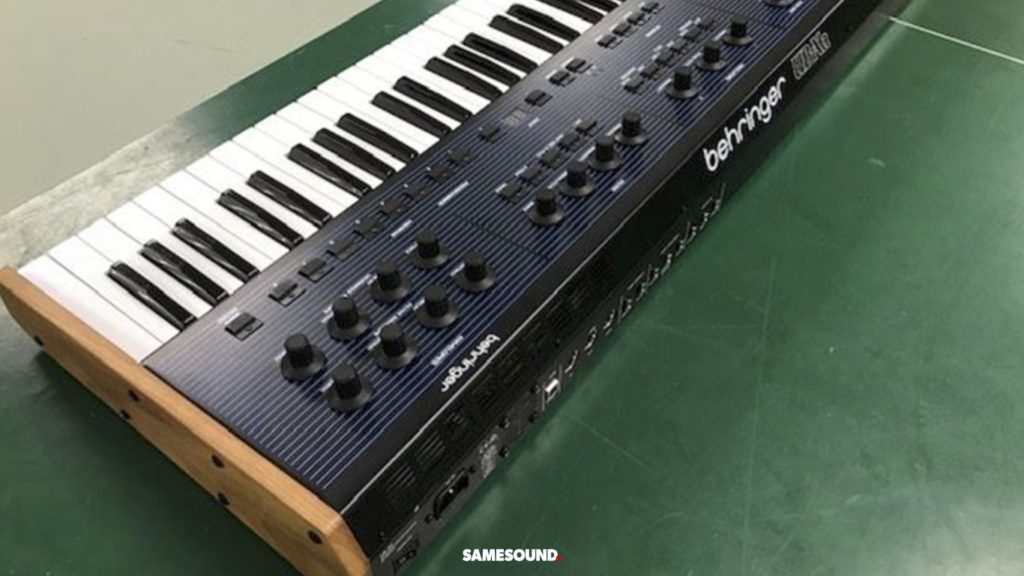 синтезаторы Behringer UB-Xa