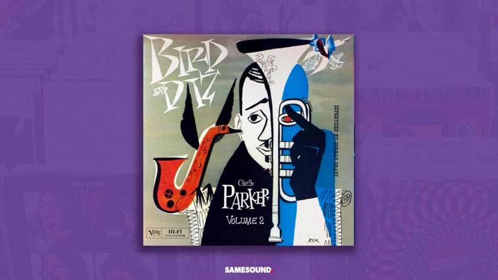 bird and diz album cover