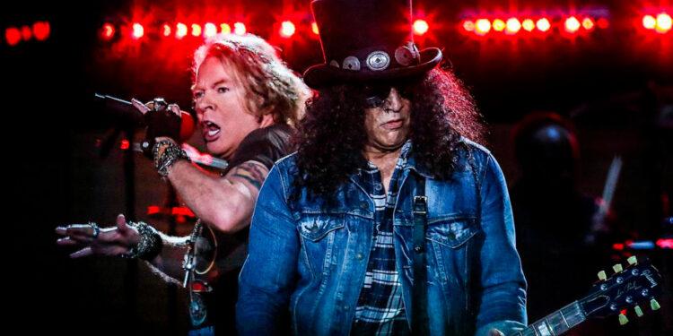 Новый альбом Guns N' Roses