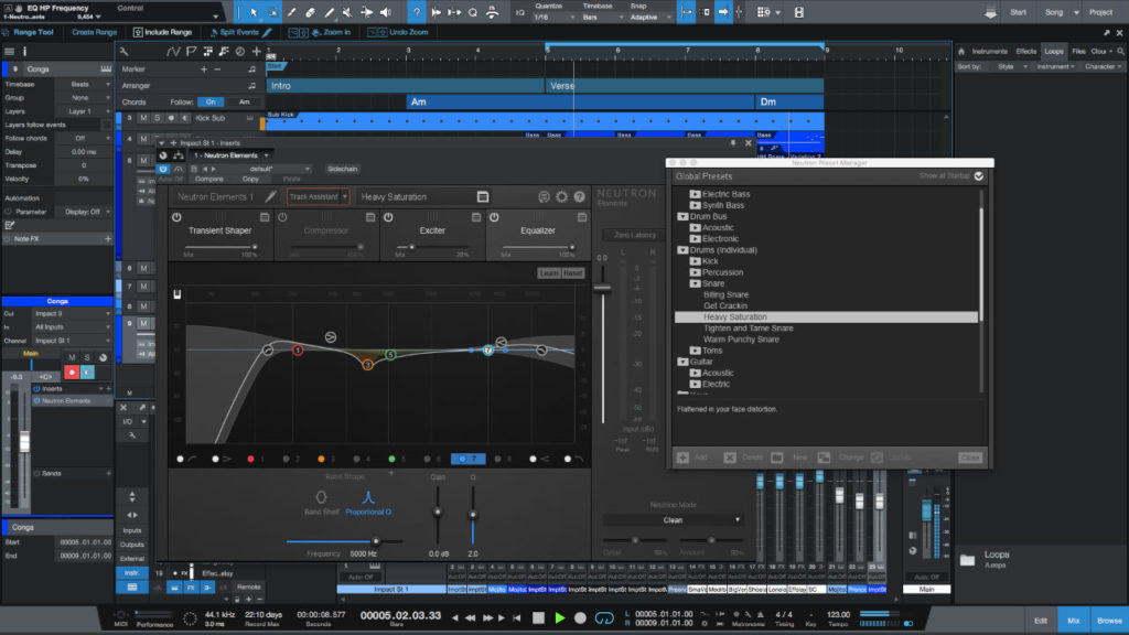 izotope neutron elements при покупке аудиокарт presonus, presonus studio magic