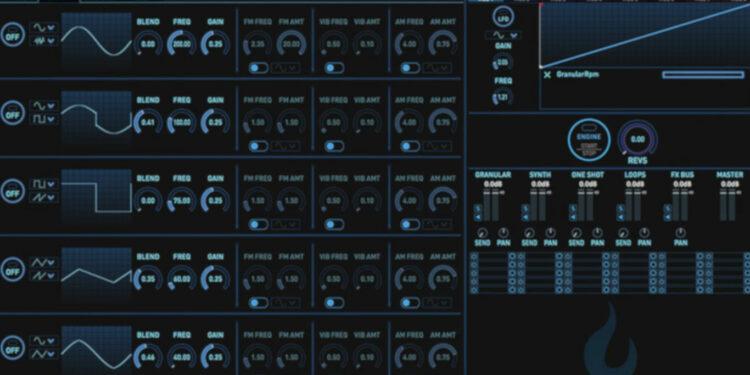 сэмплы автомобилей Krotos Audio Igniter