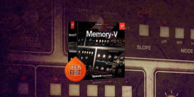 IK Multimedia Memory-V бесплатно скачать, IK Multimedia Memory-V скачать бесплатно
