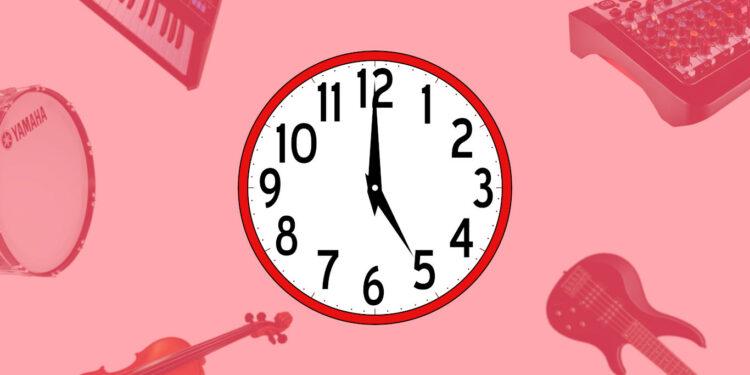 как заниматься музыкой когда нет времени, как сводить музыку когда нет времени