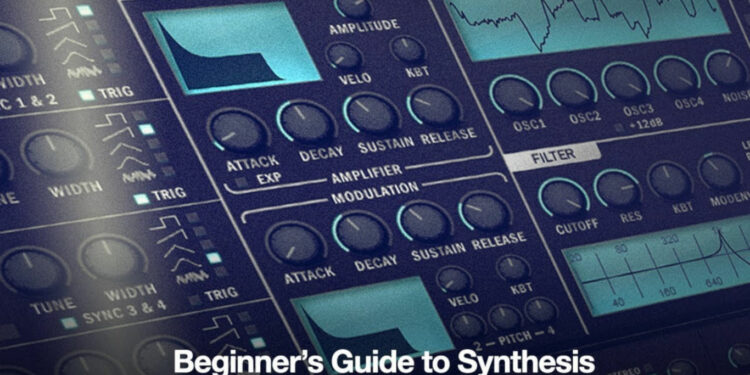 Основы синтеза, курс Beginner's Guide To Synthesis