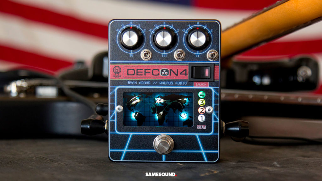 Walrus Audio Ryan Adams Defcon 4