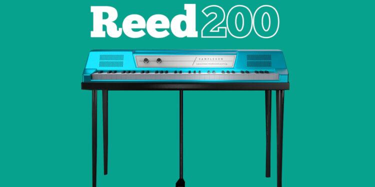 VST-пианино Sampleson Reed200