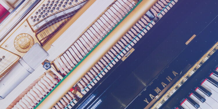 Как записать пианино или рояль микрофонами