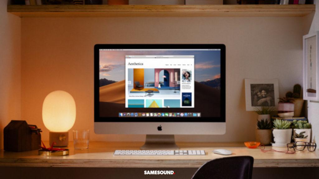 Apple представила новые iMac 2019 года