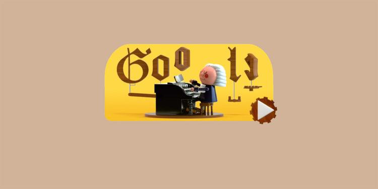Google Бах