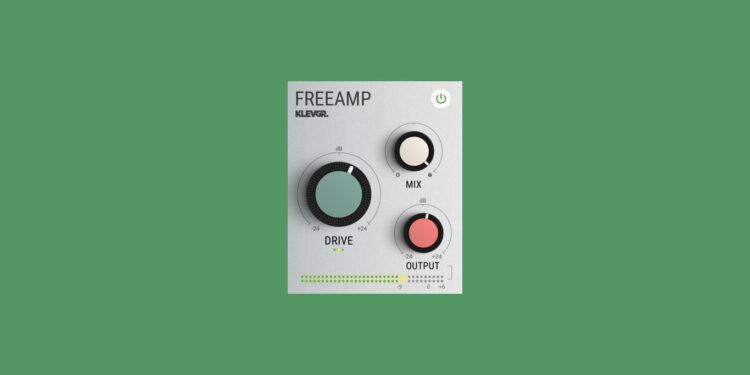 Бесплатный VST-сатуратор Klevgrand FreeAMP