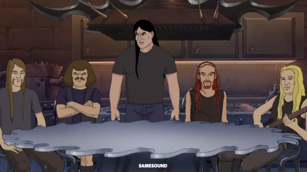 лучшие музыкальные мультфильмы
