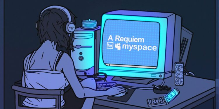 MySpace потеряла 50 млн песен, myspace уничтожила песни