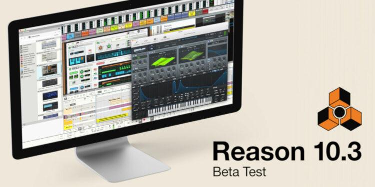 Обновление Reason 10.3