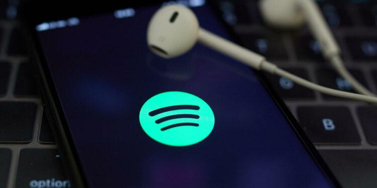 Запуск Spotify в России