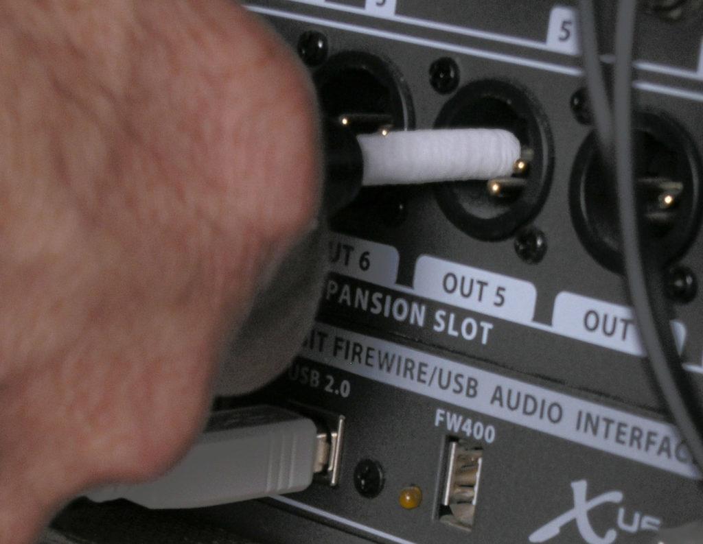 набор для чистки контактов stedman pureconnect